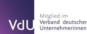 Verband deutscher Unternehmerinnen Logo - Helen Hain neues Mitglied